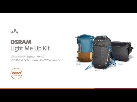 OSRAM Light Me Up Kit - Illumination System (deutsch) | VAUDE