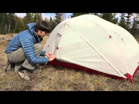 MSR Tents: Mutha Hubba NX Overview