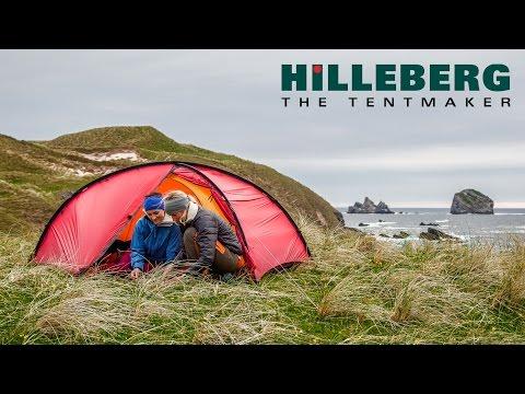 Hilleberg Niak Bedienungsanleitung: Kurzanleitung