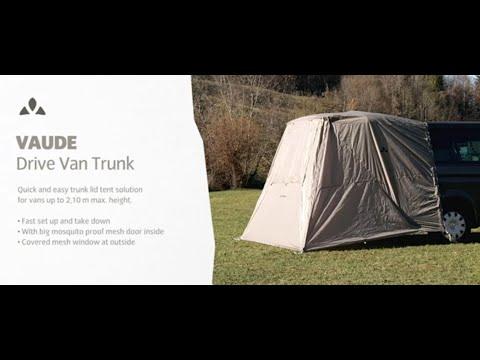 Instruction Manual Drive Van Trunk | VAUDE