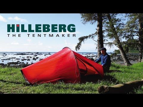 Lehrvideo - Hilleberg Enan