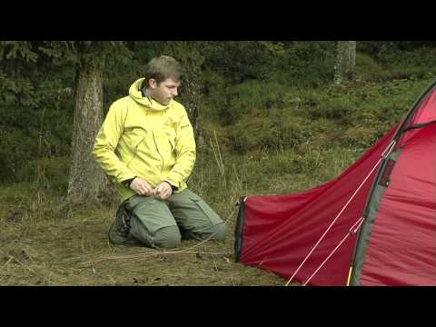 Hilleberg Akto - Pitching Instruction