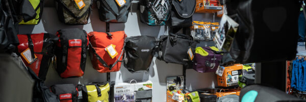 Ortlieb Packtaschen