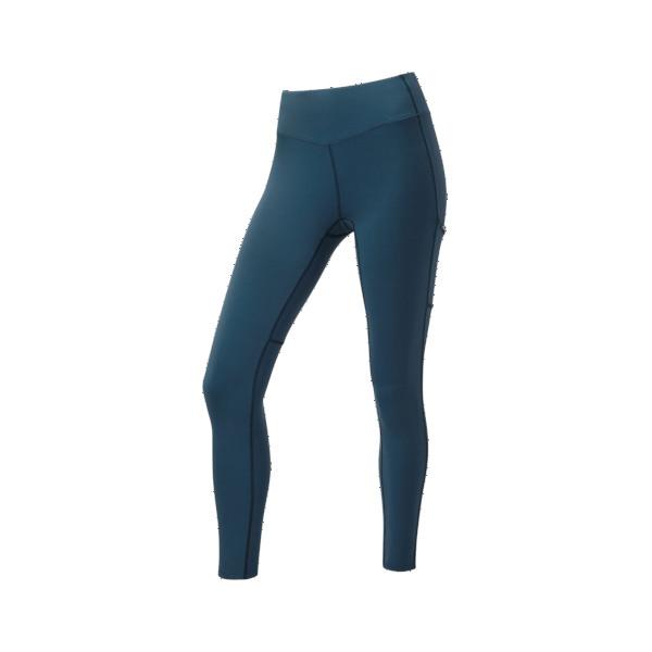 Montane_W Ineo Lite Pants_narwhal blue_vorne
