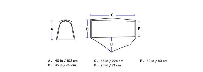Nemo_Dragonfly Bikepack 1P_floorplan