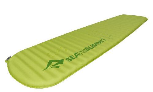 Grüne Isolationsmatte von Sea to Summit