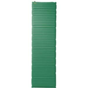 Grüne Thermarest Isolationsmatte